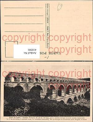 418501,Pont du Gard Aqueduc Romain Viadukt Brücke