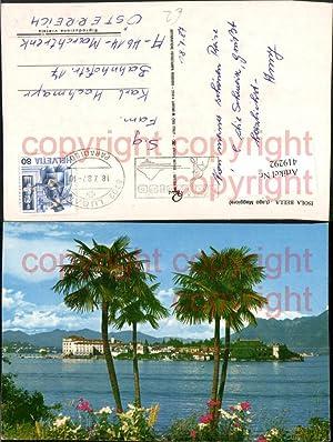 419292,Piemonte Verbano-Cusio-Ossola Lago Maggiore Isola Bella Insel