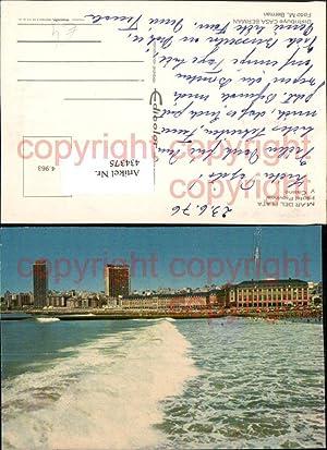 434375,Argentina Mar del Plata Hotel Provincial y