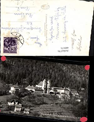 449171,Maria Schutz am Semmering Totale Kirche