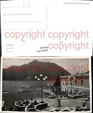 446616,Lombardia Como Lago di Lugano Campione Italia