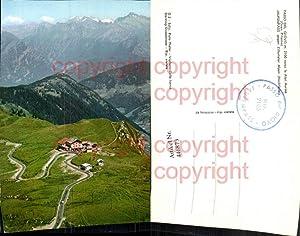446873,Trentino Bolzano Passo del Giovo Jaufenpass geg.