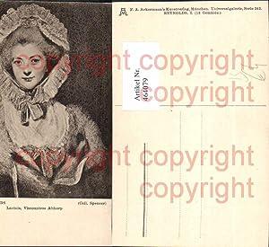464079,Künstler Ak Joshua Reynolds Lavinia Viscountess Althorp