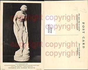 464383,Künstler Ak Etienne-Maurice Falconet La Baigneuse Nackte