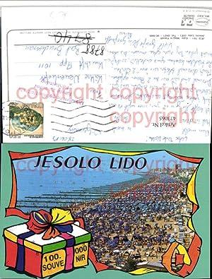 473065,Veneto Venezia Jesolo Lido Strand Passepartout