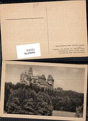 131472,Burg Kreuzenstein bei Korneuburg