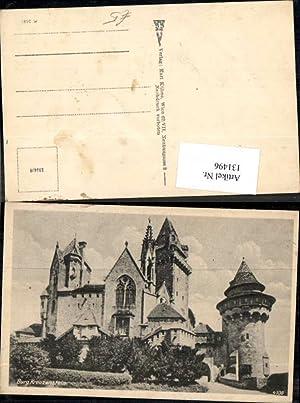 131496,Burg Kreuzenstein bei Korneuburg