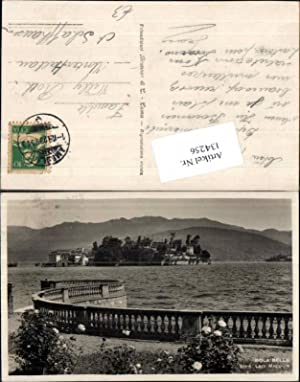 134256,Isola Bella Lago maggiore Kt Tessin Lugano