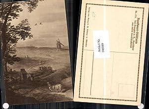 146089,Kunstwart Postkarte 178 Jan Brueghel