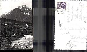 78221,Ranalt-Stubai Fulpmes Ansicht mit Fluss