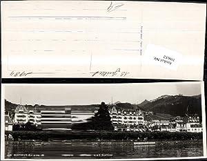 110652,Montreux Grand Hotel Suisse 1934 Kanton Waadt