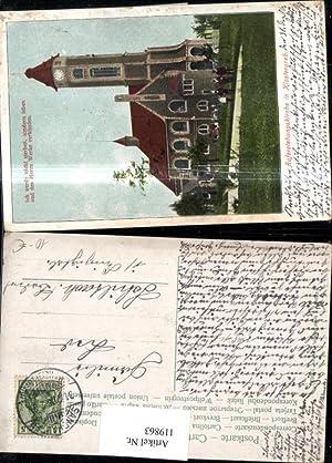 119863,Auferstehungskirche i. Klostergrab 1906