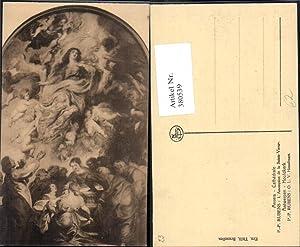 380539,Künstler Ak Peter Paul Rubens L Assomption
