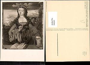 394265,Künstler AK Quinten Massys Heilige Madonna pub