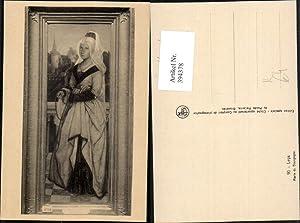 394378,Künstler AK Leys Marie de Bourgogne Portrait