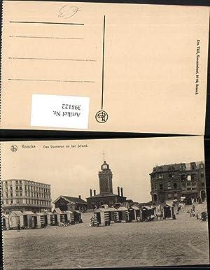 398122,Belgium Knocke Knokke-Heist Den Vuurtoren en het