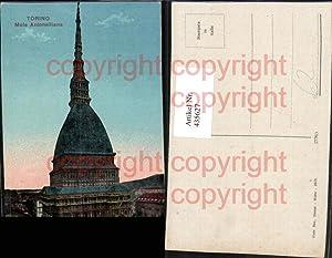 435627,Piemonte Torino Turin Mole Antonelliana Gebäude Turm