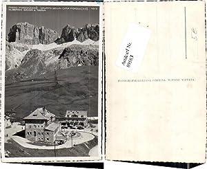 89583,Passo Pordoi Livinallongo Arabba