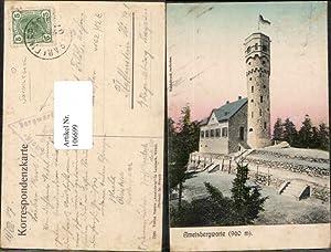 106699,Ameisbergwarte bei Sarleinsbach Lembach Mühlkreis 1907