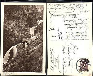 113330,Trefflingfall bei Gaming Kienberg 1923
