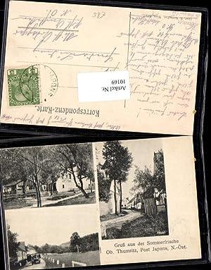 10169,Ober Thumritz bei Japons Oldtimer Auto Oberthumeritz