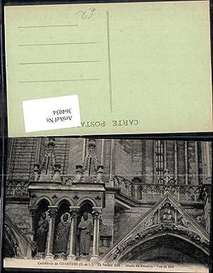 364034,Kirche Cathedrale de Chartres Le Portail Sud