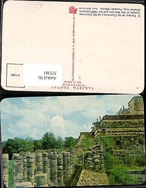 375381,Mexico Yucatan Chichen Itza El Templo de