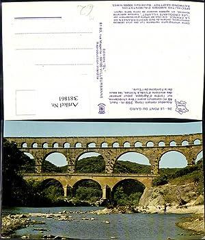 381861,Brücke Le Pont du Gard