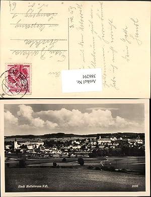 386291,Hollabrunn Totale