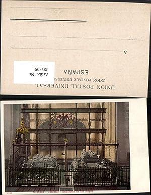 387359,Spain Granada Catedral Sepulcros de los Reyes