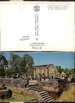 390417,Israel Galiläa Capernaum Kafarnaum Ancient Synagogue Synagoge