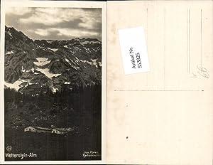 553825,Wetterstein Alm bei Garmisch Partenkirchen pub Josef