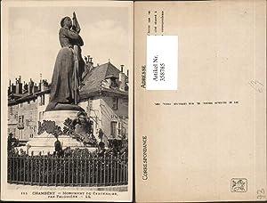 358785,Rhone-Alpes Savoie Chambery Monument du Centenaire par