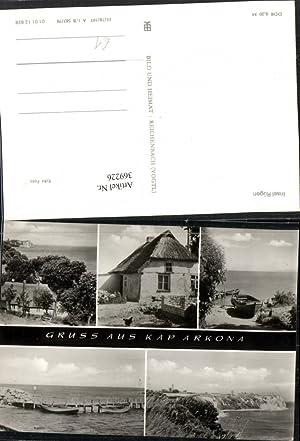 369226,Insel Rügen Kap Arkona Küste Haus Boote