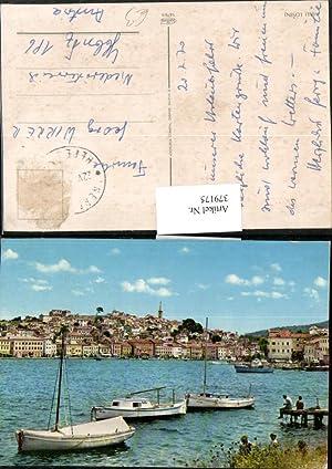379175,Croatia Mali Losinj Lussinpiccolo Totale Boote