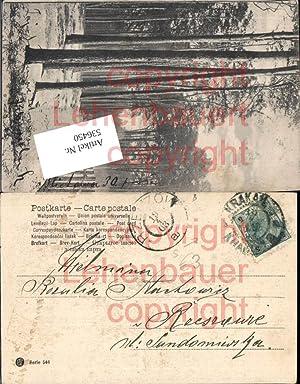 536450,Stempel Krakau Krakow n. Rzeszow Sandomierz