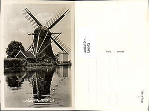 539972,tolle Foto-AK Windmühle Mool Mühle Holland