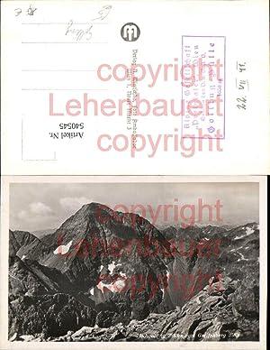 540545,Hochgolling 2863 m vom Greifenberg, Golling