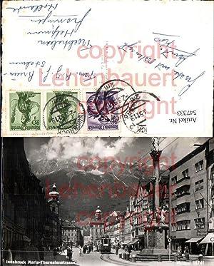 547333,Innsbruck Maria Theresienstrasse Ritterrüstung Rüstung Ritter