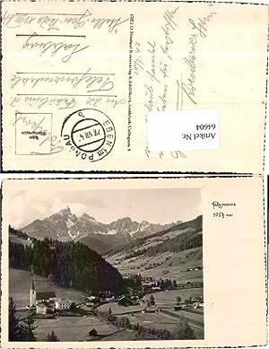 64604,Filzmoos bei Eben im Pongau Feldpost