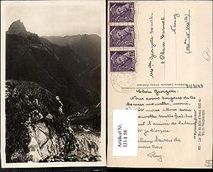 333158,Aquitanien Pyrenees-Atlantiques Le Pic du Midi d'Ossau