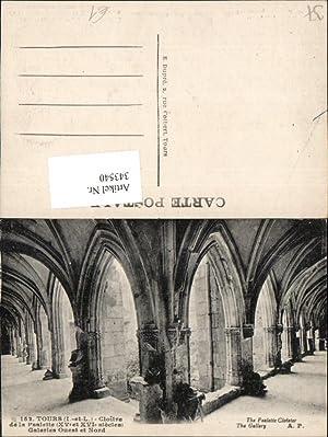 343540,Centre Indre-et-Loire Tours Cloitre de la Psalette