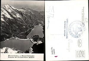 346983,Mooserboden- u. Wasserfallboden Stausee b. Kaprun m.