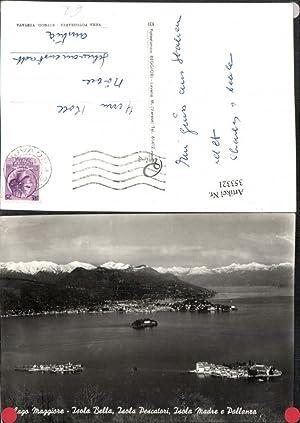 353321,Piemonte Verbano-Cusio-Ossola Lago Maggiore Isola Bella Pescatori