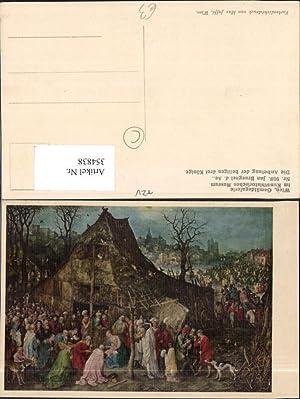 354838,Künstler Ak Jan Brueghel d. Ältere Die