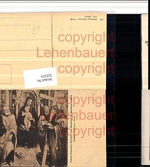 521571,Künstler AK Francesco Raibolini Madonna col Bambino