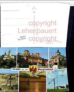 524096,Forchtenstein Eisenstadt Schloss St. Margarethen See Mehrbildkarte