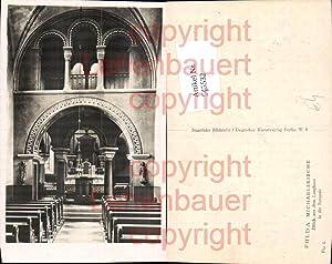 545532,Fulda Michaelskirche Rotunde langhaus