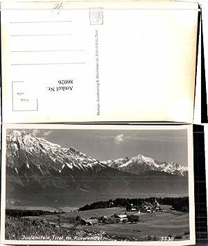 86026,Judenstein bei Rinn Tirol Innsbruck