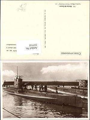337735,U-Boot Marine de Guerre Le Sous-Marin Paul